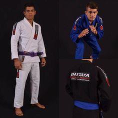 Kimono #Shitaya Jiu-jitsu PRO-FIGHT Compre o seu por apenas R$255,00 Branco: http://contato.ms/6V8 Azul: http://contato.ms/6Md Preto: http://contato.ms/6V9 Acesse o site e confira nossos produtos: www.shitaya.com.br