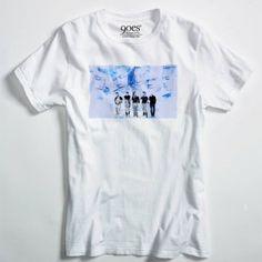 Kaos Bigbang Kaos VIP BANG-12  WHITE