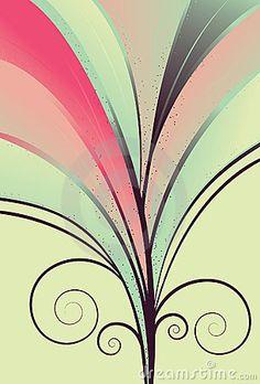 Art Deco Background