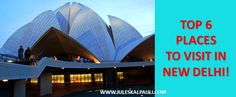 There are many tourist places to visit in New Delhi, whether you're looking for sightseeing, attractions, must see places. Pauli in India reveals lets go. Visit India, Tourist Places, New Delhi, Home Based Business, Pinterest Marketing, Online Marketing, Family Travel, Letting Go, Places To See