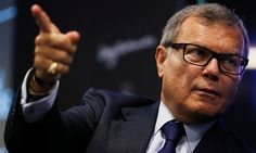 Sir Martin Sorrell: 'I personally believe that paywalls are the way to go.'