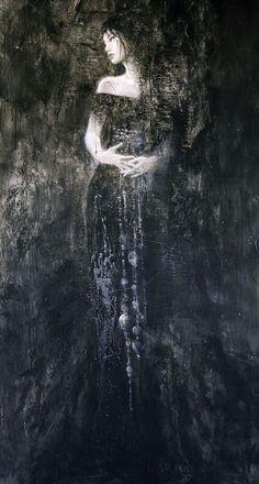 Новый альбом Dead moon от Luis Royo 107