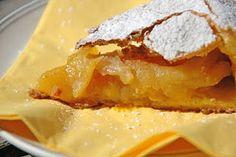 Saffron Apple Pie