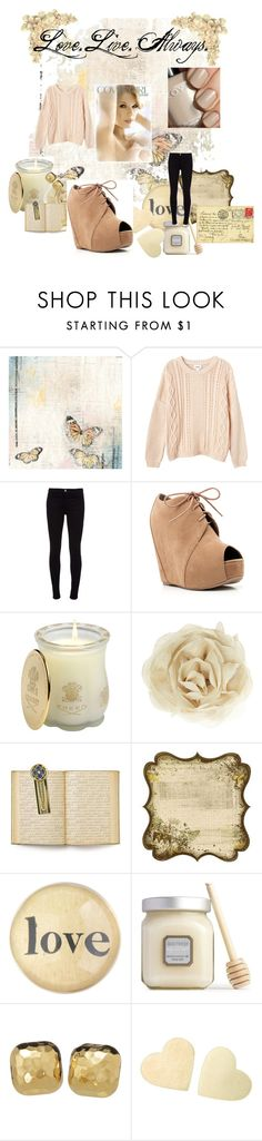 """""""Simple but Effective ! x"""" by zienabaybeey ❤ liked on Polyvore featuring Monki, J Brand, COVERGIRL, Zoya, Creed, Zara, The Vatican Library Collection, John Derian, Laura Mercier and Mallarino"""
