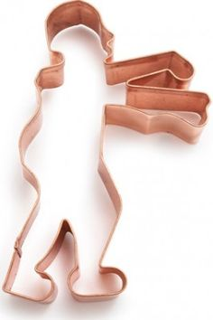 Really, a Zombie Cookie Cutter  En serio, un molde de galletas zombi /
