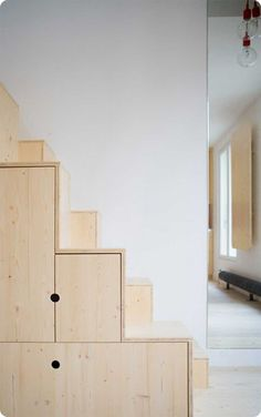 Bilderesultat for plywood stairs