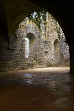 ancient ruins in Belgium