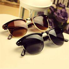 Óculos Unisex Retro Vintage Óculos De Sol Das Mulheres Designer de Marca Óculos de Sol Dos Homens 10 Cores Oculos de sol Feminino Y5(China (Mainland))