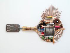 One of Steve's paddlefish.