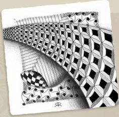 Learn how to draw Zentangles for fun and relaxation.