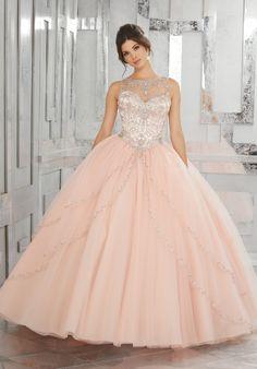 Mori Lee Quinceanera Dress 89127
