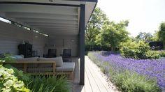 Beste afbeeldingen van tuinpaviljoen met zwevend dak van red