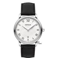 MONTBLANC 112609 TRADITION DATE AUTOMATIC