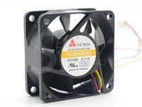 FD486025EB Y.S.TECH 6025 6CM 60mm DC 48V 0.11A 4,300RPM 25.4CFM axial cooling fan