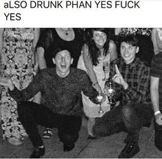 IF U WANT 30 WHOLE MINS OF DRUNK PHAN WATCH THE SITC 2012 LIVESTREAM YOUR WELCOME