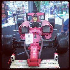 #Lego #race #car #F1