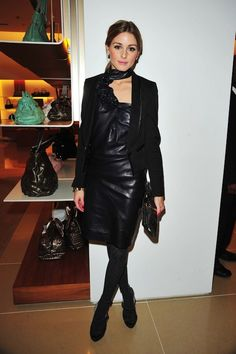 Olivia Palermo. Classy as usual!