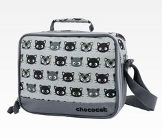 Chococat Lunch Bag: Pattern