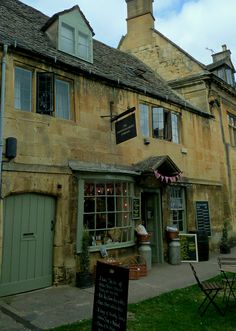 The Cotswold Cheese Company at Chipping Campden -- we bought cheese and bread here and took it back to our B&B for dinner (September 2013)