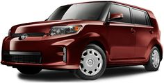 2016 Scion xD Colors