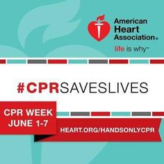 CPR Saves Lives - American Heart Association