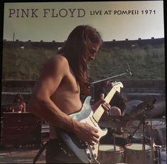 David Gilmour of Pink Floyd in Pompeii David Gilmour Pink Floyd, David Gilmour Live, Classic Rock And Roll, Rock N Roll, Pink Floyd Pompeii, Pink Floyd Echoes, A Saucerful Of Secrets, Pink Floyd Concert, Pink Floyd Live