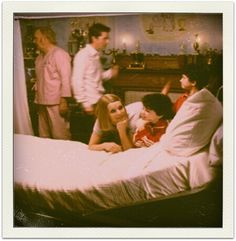 Fascinating Behind-the-Scenes Polaroids of Actors on Set by Nicole Rallis. The Royal Tenenbaums. Wes Anderson, The Poseidon Adventure, Maggie Cheung, Spoke Art, The Royal Tenenbaums, Film Serie, Tumblr, On Set, Movies