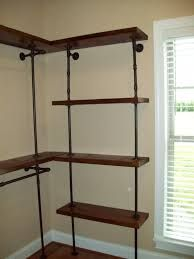 11 New Pipe Closet Rack Tactical Being Minimalist Pipe Shelves, Shelving, Pipe Closet, Black Pipe, Pipe Furniture, Industrial Furniture, Shop Fittings, Tiny House Cabin, Occasional Chairs