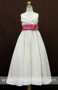 A-line# High #Neck #SatinAnkle-length #Junior #Bridesmaid #Dresses 07024    $65.66  Find it here.... http://honeydress.com/b/A-line-High-Neck-Satin-Ankle-length-Junior-Bridesmaid-Dresses-07024.html?utm_source=SNS%5FSource_medium=SNS%5FPinterest_term=Pinterest_campaign=Pinterest%5FPost_nooverride=1...