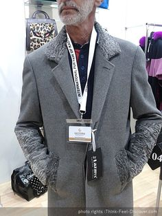 KASTORIA BACKSTAGE by Think-Feel-Discover.com OpedChic by designer Lazaros Savvidis Fashion Details, Backstage, Fashion News, Blazer, Feelings, Jackets, Design, Down Jackets, Blazers