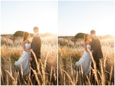 Mendocino Wedding,  Sunset Pictures