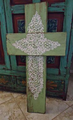 Gorgeous cross