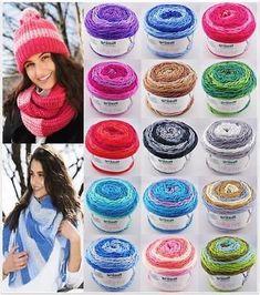 Yarn For Sale, Crochet Diy, Types Of Yarn, Pop, Christmas Ornaments, Yarns, Cotton, Tricks, Addiction