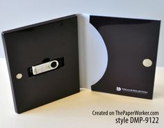 Custom Flash Drive Packaging Designed on ThePaperWorker.com - http://www.thepaperworker.com/custom-cd-dvd-sleeves/custom-dimensional-usb-packaging #FlashDrive #USB #Business #marketing
