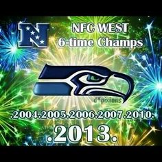 Seattle Seahawks =D