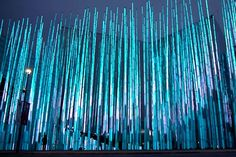 Energy Field: Enormous Field of LED Lights Springs Up at Expo 2012 in Yeosu, South Korea | Inhabitat - Green Design, Innovation, Architecture, Green Building