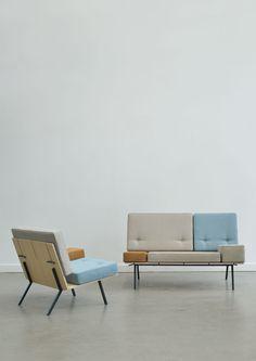 Un sofá con carácter personal