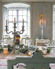 .Inspiração: 35 mesas de Natal