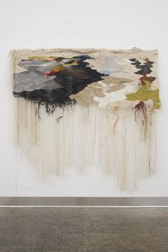 Ann Cathrin November Høibo From a Nobody to a Regular Customer 2013 Wool, silk, cotton and nylon tapestry