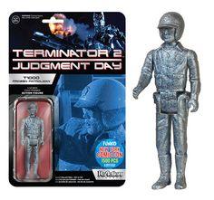 ReAction Figure: Terminator 2 - T-1000 Frozen Patrolman New York Comic Con Exclusive   FunkoFunko Blog   Funko