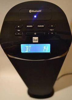 Dual BT 100 Sound Tower Bluetooth FM