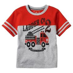Jumping Beans® Sporty Graphic Tee - Toddler Boy: