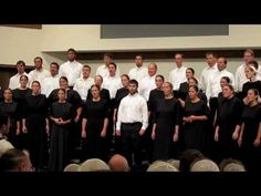 This song was recorded at Faith Mennonite Church (Kingwood, ON) on Wednesday evening July 29, 2009. Oasis Chorale was on their 2009 tour. Directed by Wendell Nisly. http://www.oasischorale.com/index.php?id=3