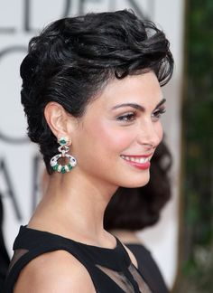 Monica baccarin and my favorite haircut