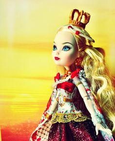 Ever After High Legacy Day Apple White by alexmadalton