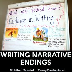 I need some ideas for my narrative essay!?