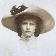 Grand Duchess Tatiana Nikolaevna of Russia c. 1912. by historyofromanovs