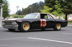 1967 Chevrolet Chevelle NASCAR Smokey Yunick - Click to see full-size photo viewer