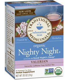 Nighty Night® Valerian - Traditional Medicinals