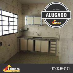 Apartamento no centro de Divinópolis alugado pela Francisco Imóveis! Alegria em satisfazer nossos clientes!